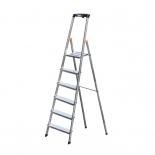Лестница-стремянка KRAUSE Safety 6 ступеней (Код: 126344)