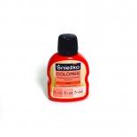Краситель Снежка Colorex №22 красно-оранжевый, 100г