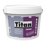 Краска водоэмульсионная Eskaro Titan Fasad База TR, 9л