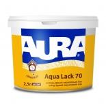 Лак Eskaro Aura Aqua Lack 70, 1л