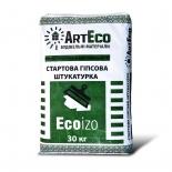Штукатурка гипсовая стартовая ArtEco ECOIZO 30кг