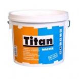 Краска водоэмульсионная Eskaro Tittan Master, 1л