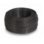 Проволока вязальная чёрная 5мм