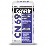 Пол наливной Ceresit CN-69, 25кг