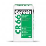 Эластичная гидроизоляционная смесь Ceresit CR-66, 22,5 кг