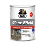 Лак Dufa Glanz Effekt по камню, 0,75л