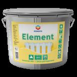 Эмаль акриловая Eskaro Element д/радиатора водостойкая полуматовая, 0,9л