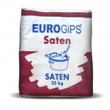 Шпаклевка гипсовая EUROGIPS Saten 25кг