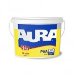 Клей ПВА Eskaro Aura Fix PVA 10л