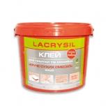 Клей Lacrysil для плитки и мозаики белый 8кг