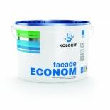 В/Е Колорит FACADE ECONOM 10л