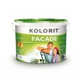 Краска водоэмульсионная Колорит FACADE 5л