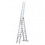Лестница KRAUSE Tribilo 3х12 ступеней (Код: 120625)