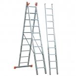 Лестница KRAUSE Tribilo 3х10 ступеней (Код: 120618)