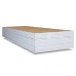 Гипсокартон потолочный Knauf 1,2x2,0м, 9,5мм