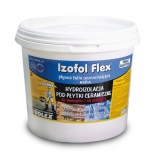 Мембрана гидроизоляционная Izolex Izofol Flex, 12кг