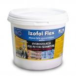 Мембрана гидроизоляционная Izolex Izofol Flex 4кг