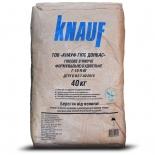 Гипс строительный KNAUF Г-10, 40кг