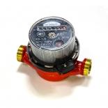 Счетчик горячей воды КВ-1,5 90°С (Луцк)