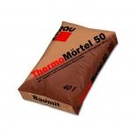 Теплоизоляционная растворная смесь для кладки Baumit Thermomortel, 40л