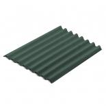 Ондулин 0,95м*2м зеленый