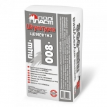 Цементная штукатурка Полипласт ПЦШ-008, 25кг