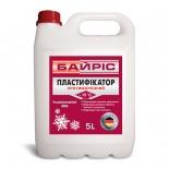Пластификатор Байрис антиморозный -15*С, 5л