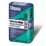 Быстротвердеющая клеевая смесь Полипласт ПП-022, 25кг