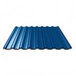 Профнастил ПР-20А 1150х2000х0,5мм синий RAL5005