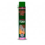 Монтажная пена огнестойкая SOMA FIX Fire Retardant Foam 750мл, 50л зимняя
