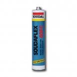 Полиуретановый клей-герметик Soudal SoudaFlex 40FC белый