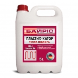 Пластификатор Байрис теплый пол, 10л