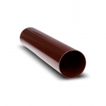 Труба водосточная ПВХ Profil D90, 3м коричневая 8017 (102)