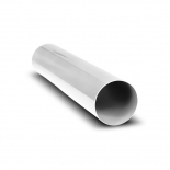 Труба водосточная ПВХ RainWay D75, 3м белая (9003)