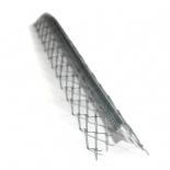 Уголок металлический под мокрую штукатурку 2,5м