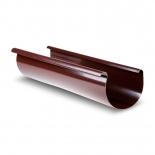 Желоб водосточный ПВХ Profil D130, 3м коричневый 8017 (001)