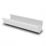 Желоб водосточный ПВХ RainWay D130, 3м белый (9003)