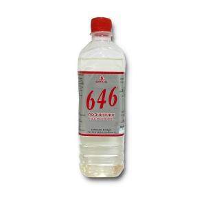 Растворитель 646 0,65кг