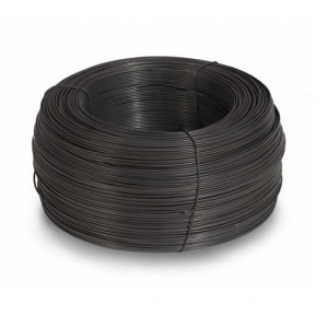 Проволока вязальная чёрная 1,2мм