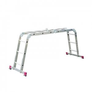 Лестница трансформер KRAUSE Corda 4х3 ступени (Код: 085009)