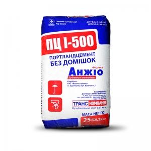 Цемент М500 Д-0, 25кг