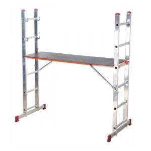 Строительный лестничный помост KRAUSE Corda 2х6 (Код: 080011)
